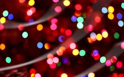 Christmas Lights Backgrounds | PixelsTalk.Net