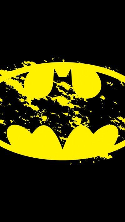 Batman Logo iPhone Wallpapers | PixelsTalk.Net
