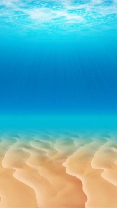 Beach iPhone Wallpaper | PixelsTalk.Net