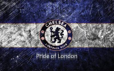 HD Chelsea FC Logo Wallpapers | PixelsTalk.Net
