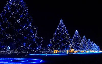 Christmas Lights Backgrounds | Wallpapers, Backgrounds, Images, Art Photos.