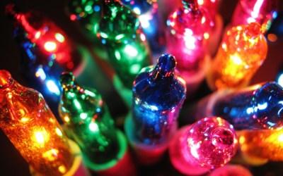Christmas Lights Wallpaper HD | PixelsTalk.Net