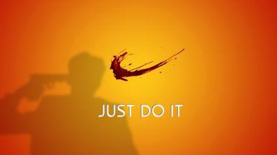 Just Do It Wallpaper HD | PixelsTalk.Net