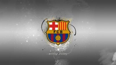 FC Barcelona Logo Wallpaper Download | PixelsTalk.Net