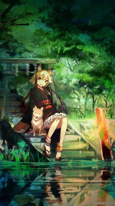 Free Anime iPhone Wallpapers HD | PixelsTalk.Net