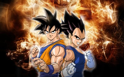 Free Download Goku Dragon Ball Z Backgrounds | PixelsTalk.Net