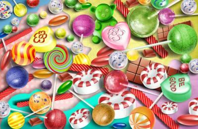 HD Candy Backgrounds | PixelsTalk.Net