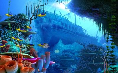 HD Underwater Backgrounds | PixelsTalk.Net