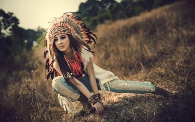 Girl Native American Backgrounds | PixelsTalk.Net