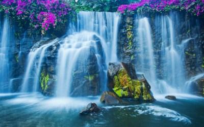 Desktop Waterfall HD Wallpapers | PixelsTalk.Net