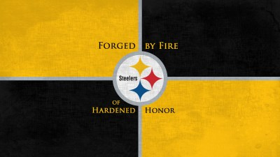 Pittsburgh Steelers Logo Wallpaper HD | PixelsTalk.Net