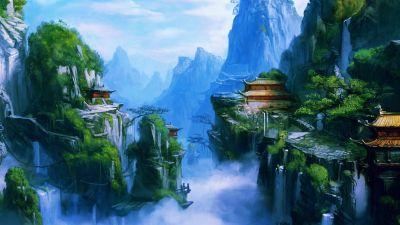3D HD Nature Backgrounds | PixelsTalk.Net