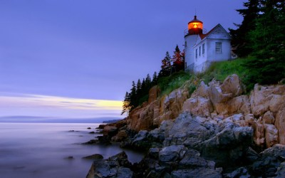 Lighthouse Desktop Backgrounds | PixelsTalk.Net