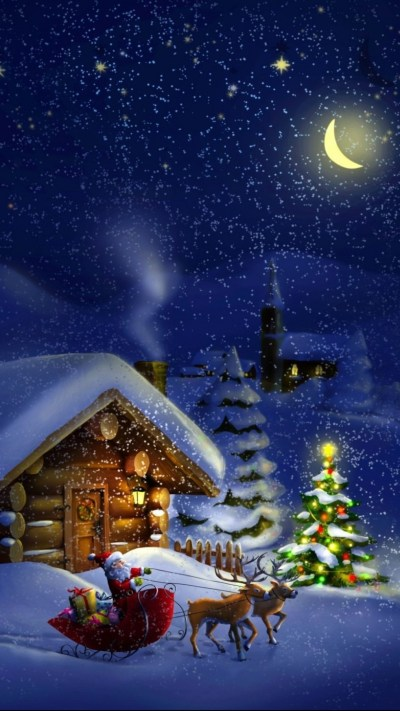Christmas iPhone Wallpaper | HD Wallpapers, Backgrounds, Images, Art Photos.