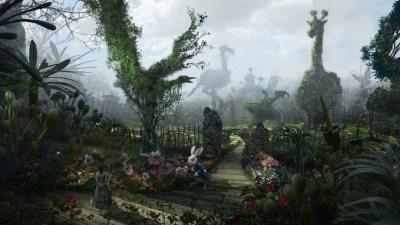HD Alice in Wonderland Wallpaper | PixelsTalk.Net
