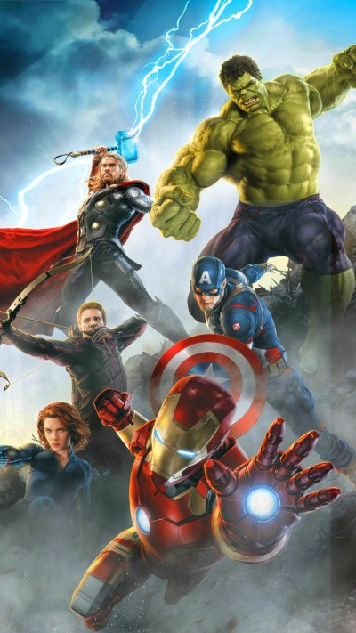 Avengers Iphone Wallpaper HD | PixelsTalk.Net
