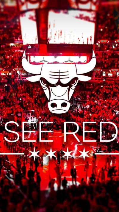 Chicago Bulls iPhone Backgrounds | PixelsTalk.Net
