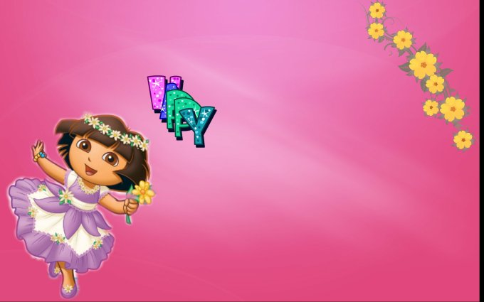 Dora wallpaper hd yokwallpapers dora backgrounds pixelstalk net voltagebd Image collections