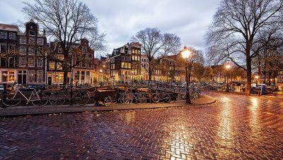 Amsterdam Wallpaper HD | PixelsTalk.Net