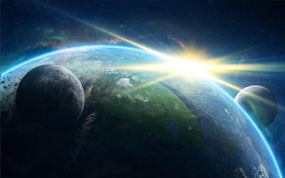 Free Earth From Space Backgrounds   PixelsTalk.Net