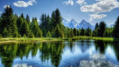 Beautiful Landscape Background HD   PixelsTalk.Net