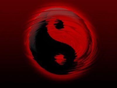 Cool Yin Yang Desktop Wallpaper | PixelsTalk.Net