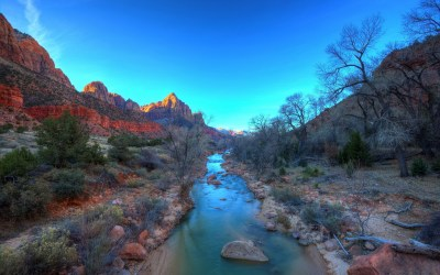 Zion National Park Wallpapers HD | PixelsTalk.Net