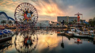 HD Disneyland Backgrounds | PixelsTalk.Net