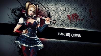 Wonderful Harley Quinn Wallpaper Hd Desktop - Media file | PixelsTalk.Net