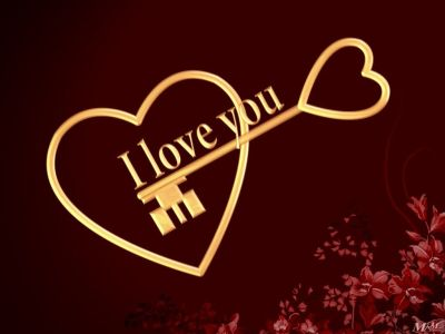 I Love You Wallpaper HD | PixelsTalk.Net
