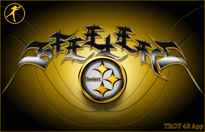 Pittsburgh Steelers Logo Wallpaper HD | PixelsTalk.Net