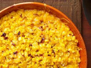 chipotle cheddar corn casserole
