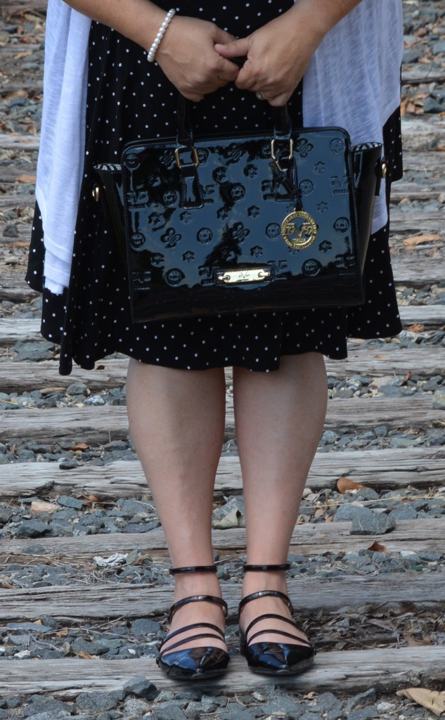 Torrid Polka Dot Challis Dress
