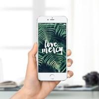 Love Mercy - Wallpaper Download