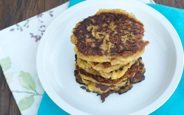 Plantain Apple Fritters from The Paleo Approach Cookbook | Plaid and Paleo