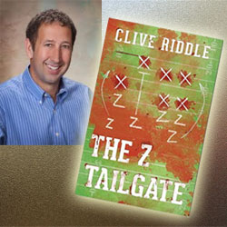 Clive Riddle author