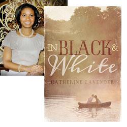 Catherine Lavender book tour