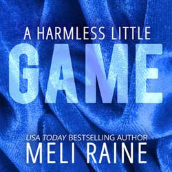 Harmless Little Game blog tour
