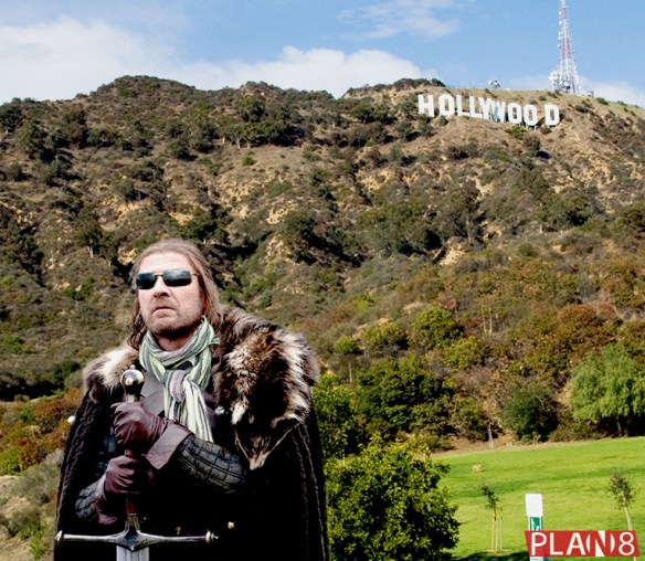 Ned Stark Hollywood Is Coming HDR processed