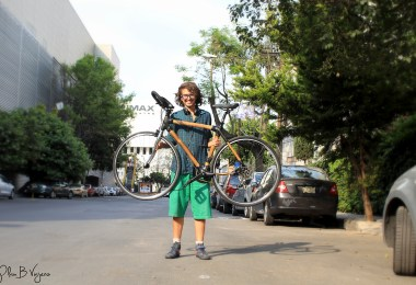 Hacer tu propia bici de bambú