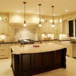 Iluminación de cocina