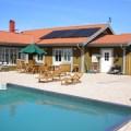Climatización solar de piscinas