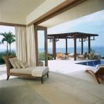 Casa de playa con vista al mar