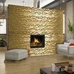 Paneles decorativos para paredes interiores