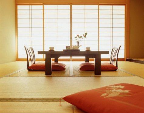 casa oriental moderna