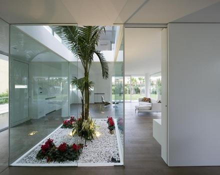 El vidrio en decoración de interiores - Top en elegancia y diseño