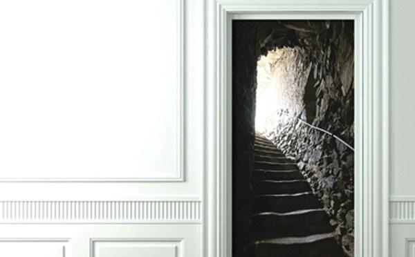 a vin pta escalera piedra