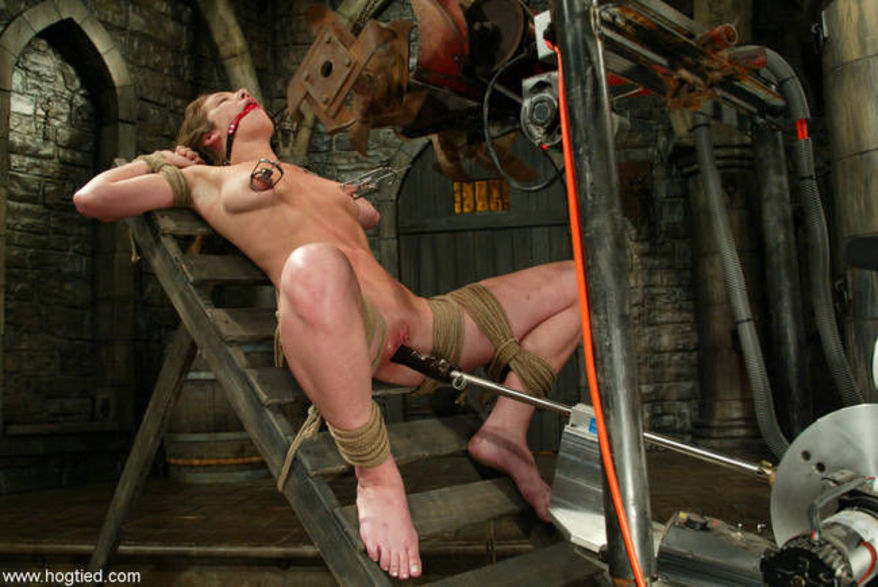 grotesque sexual torture