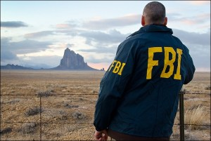 FBI_agent_overlooking_the_Shiprock_land_formation_on_the_Navajo_Nation