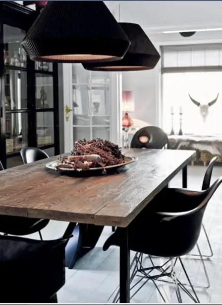 Un int rieur chic au danemark planete deco a homes world for Interieur chic